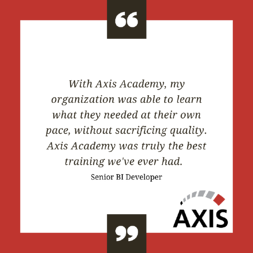 Axis Academy Quote