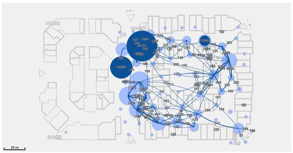 Indooe Mapping GeoAnalytics Qlik