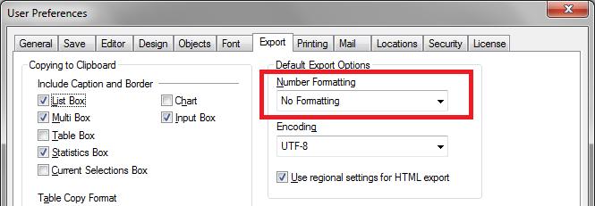 export-no-formatting