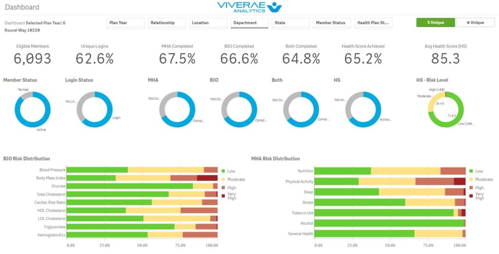 Customer Spotlight – Creating Workplace Wellness Programs Using Data!